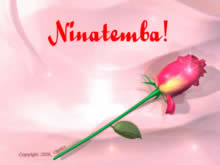Ninatemba I love you in Nyanja